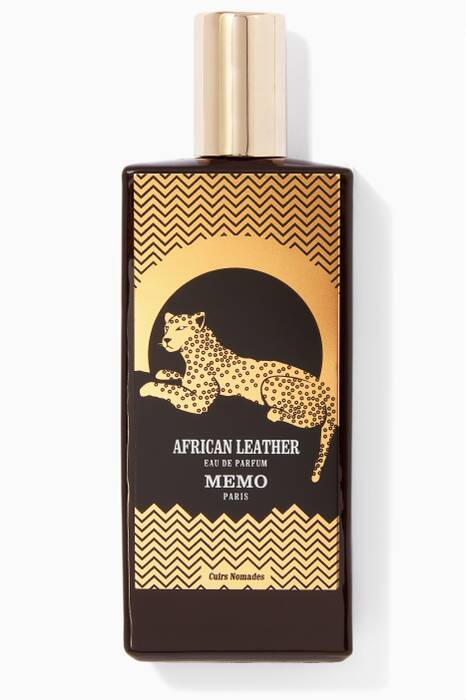 African Leather Eau de Parfum, 75ml