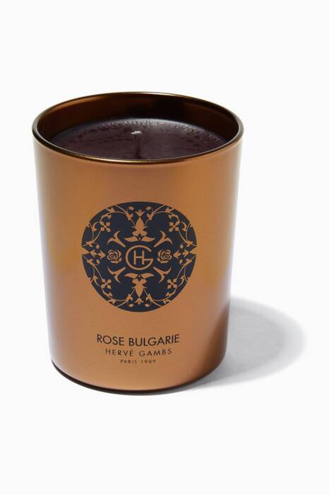 Rose Bulgarie Couture Candle, 190g