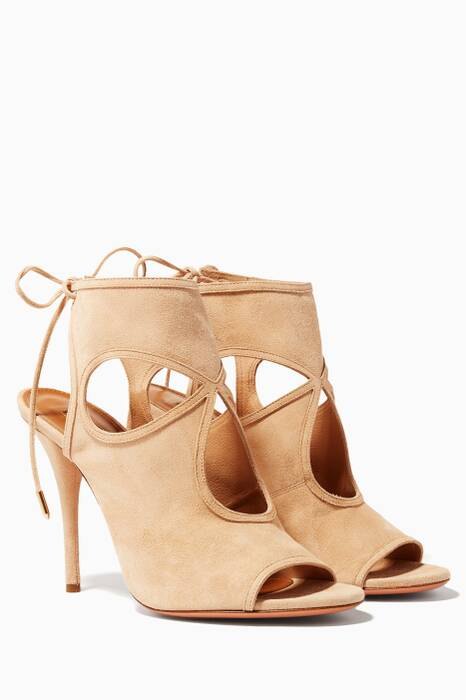 Beige Sexy Thing Sandals