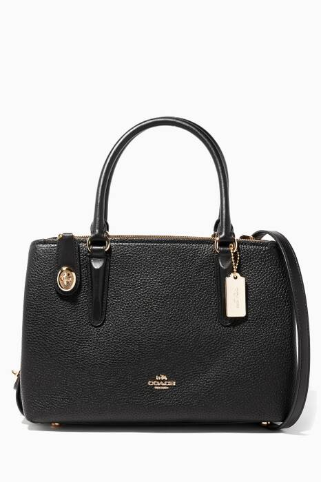 Black Brooklyn Carryall 28