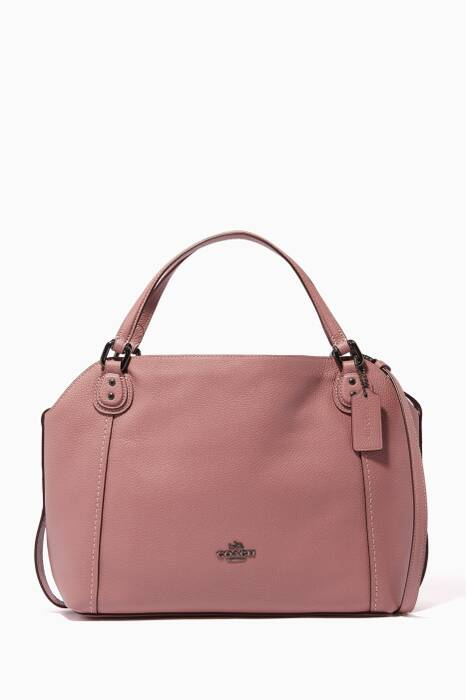 Dusty-Rose Small Edie Bag 28