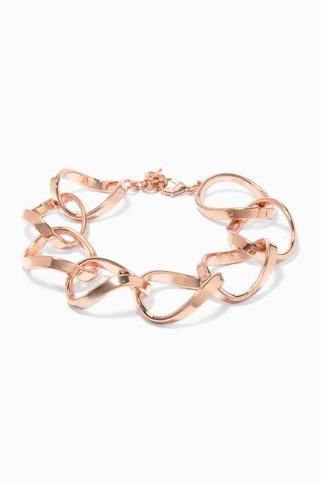 Rose-Gold Cosimo Full Collar