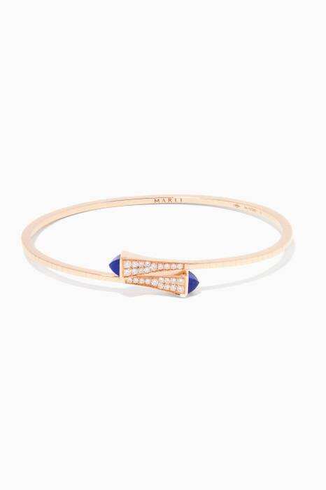 Rose-Gold Small Cleo Bracelet