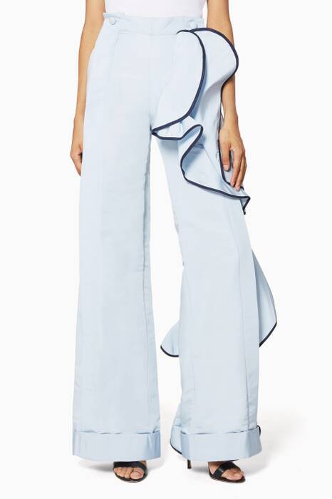 Blue Road Trip Pants