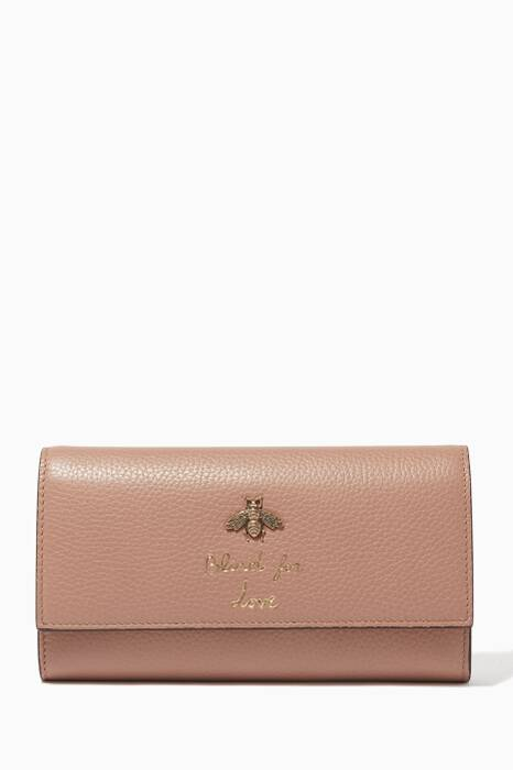 Light-Pink Blind for Love Wallet