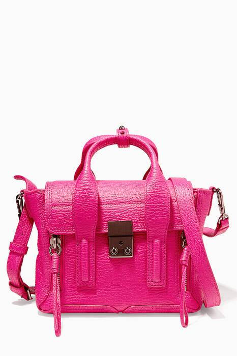 Pink Mini Pashli Bag
