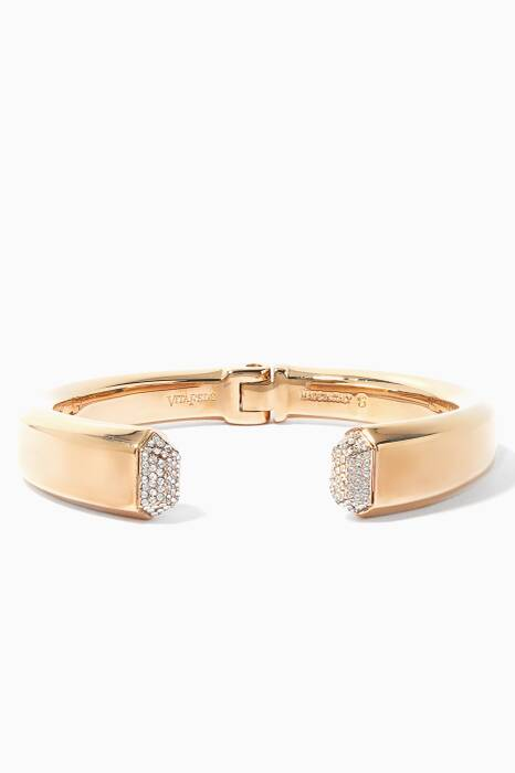 Rose-Gold Obsedia Crystal Bracelet