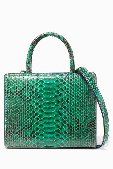 Green Python My Sweet Box Bag