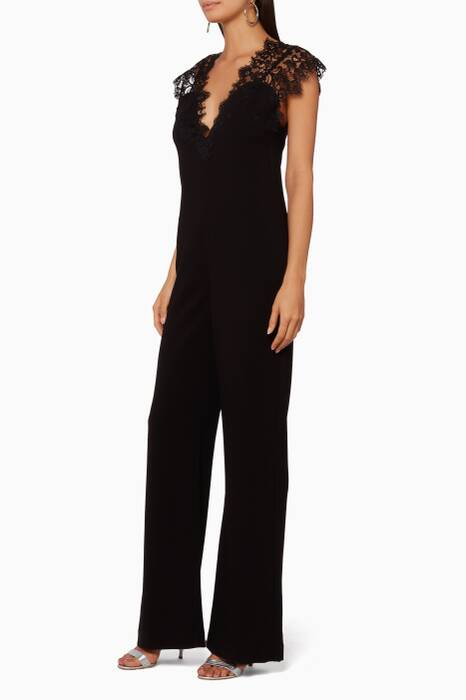 Black Zuzanna Jumpsuit