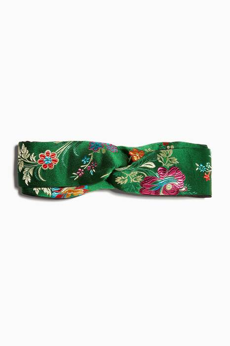 Green Aghila Headband