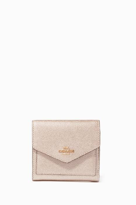 Gold Small Wallet