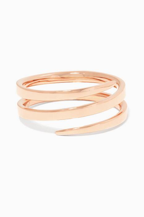 Coil Rose-Gold Ring