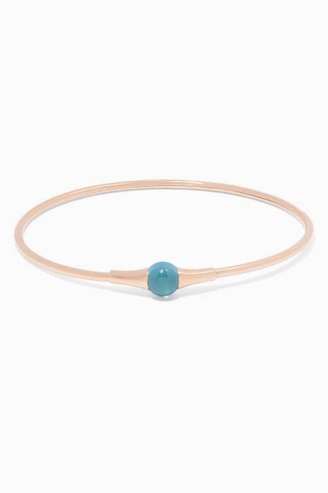 Rose-Gold Topazio London Bracelet