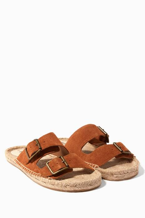 Brown Elba Sandals