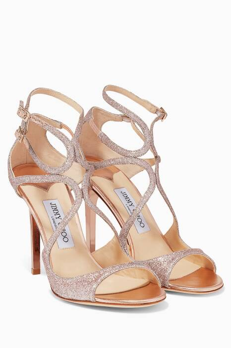 Tea Rose Lang Sandals