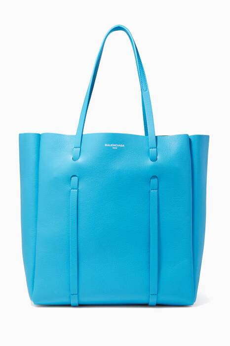 Blue Small Everyday Tote Bag
