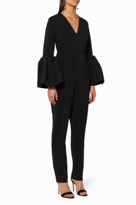 Black Margot Jumpsuit