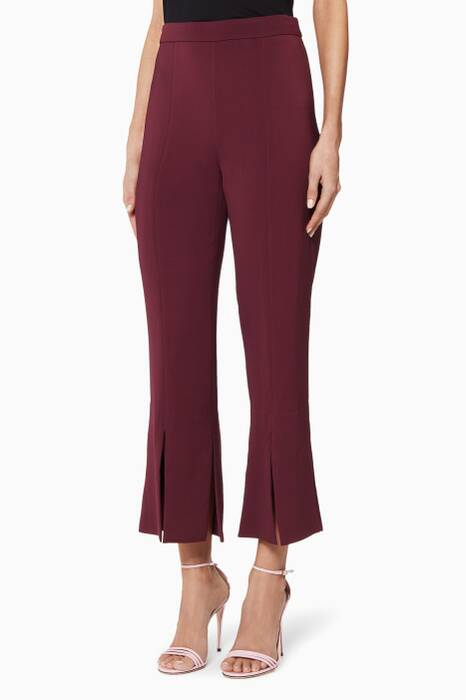 Currant Avery Cropped Pants