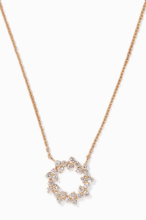 Yellow-Gold & Diamond Reverie Necklace