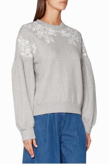 Heather-Grey Judith Sweatshirt