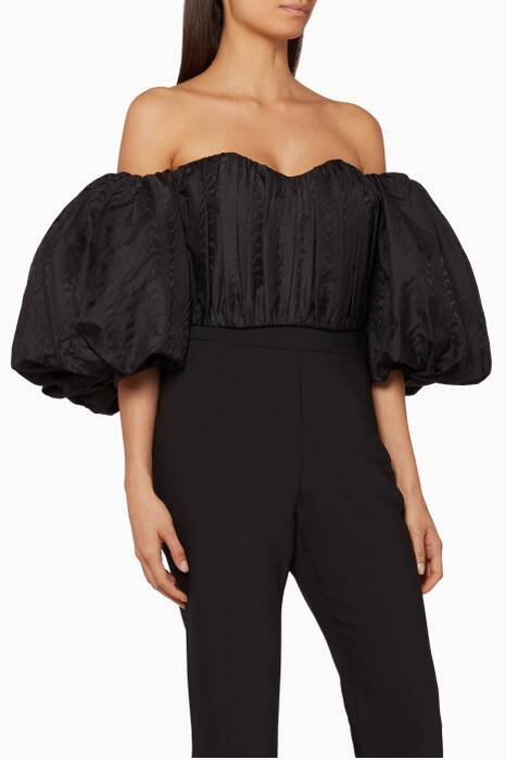 Black Lady Chatterly Top