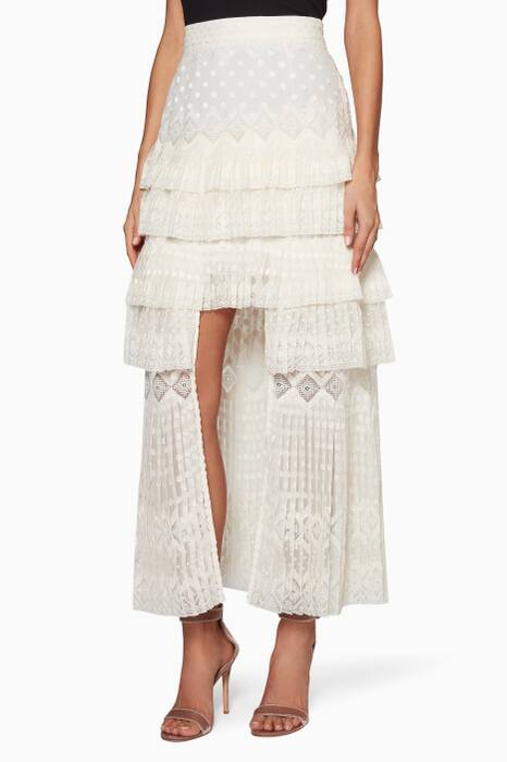 Cream Maples Freedom Skirt