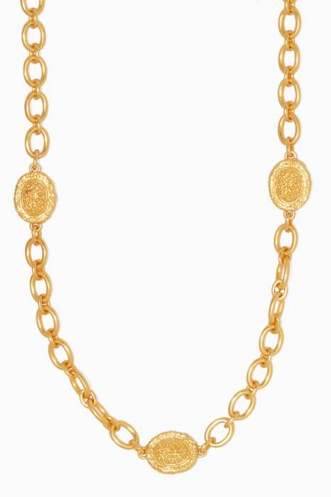 Yellow-Gold Capri Necklace