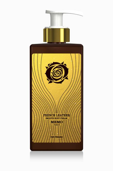 French Leather Smooth Body Cream, 250ml