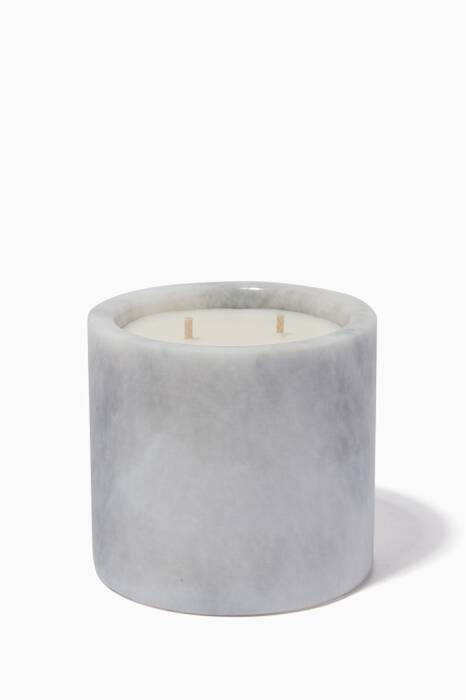 Island Fig, Cassis & Peach Onyx Candle, 400g