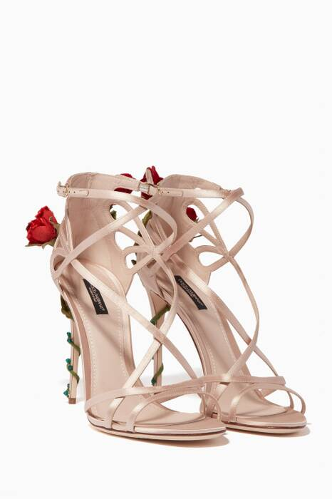 Light-Pink Keira Rose Sandals