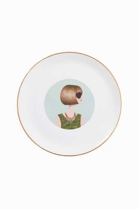 Small Anna Plate