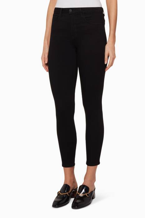 Black Margot Skinny Jeans