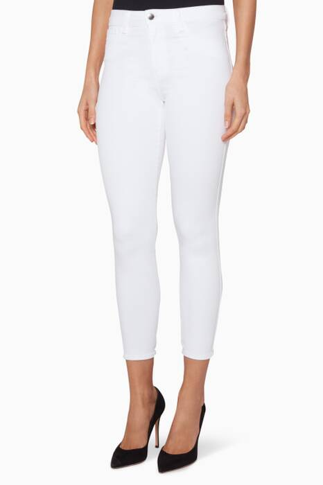 White Margot Skinny Jeans
