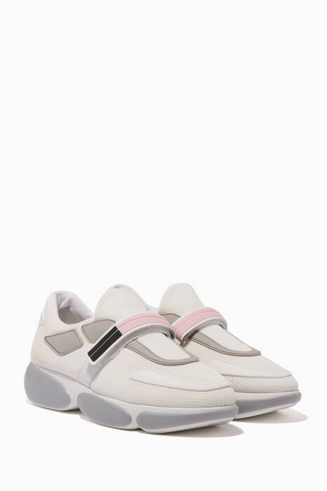 White Cloudbust Sneakers