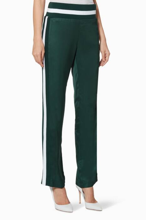 Green Trailblazer Slim Trackpants