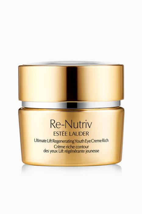 Re-Nutriv Ultimate Lift Regenerating Youth Eye Creme Rich, 15ml
