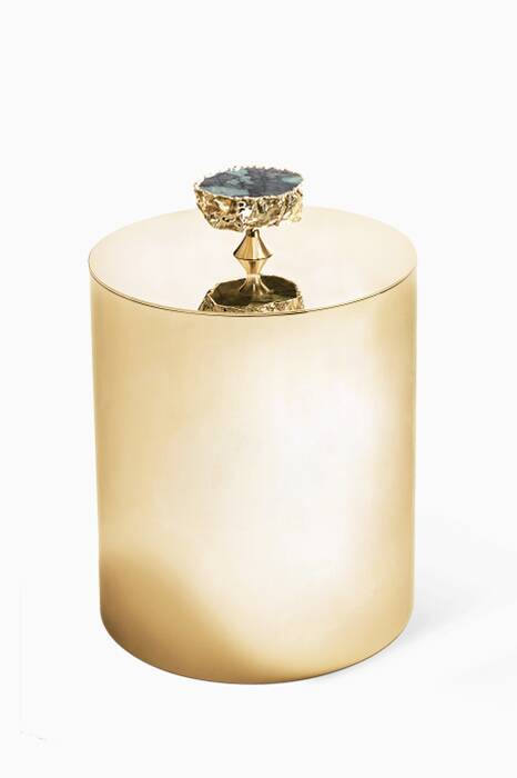 Gold Héritage Emerald Ice Bucket