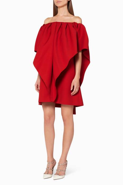 Red Very Valentino Dress