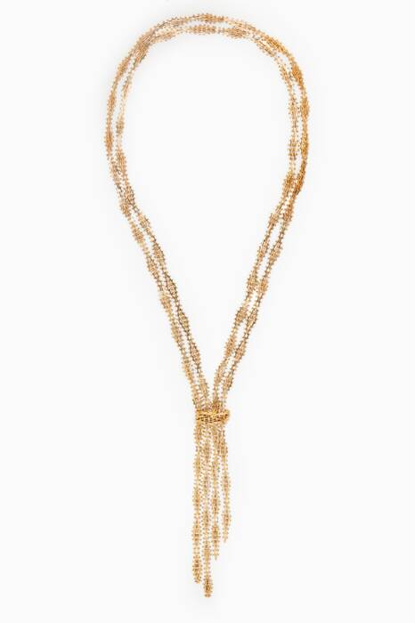 Gold Volutta Necklace