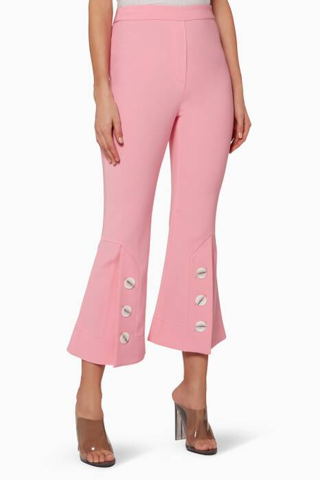 Pink Fourth Element Vented Pants