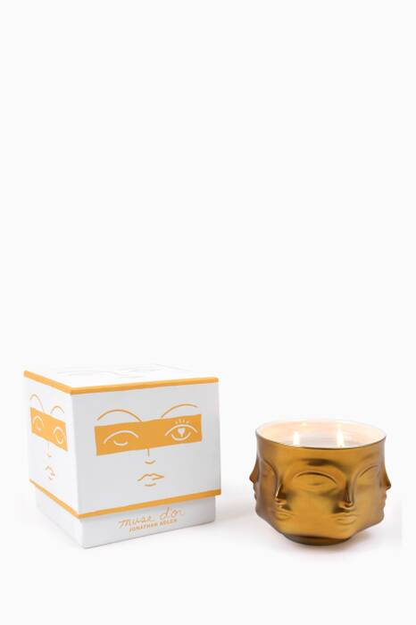 Muse D'or Ceramic Candle, 369g