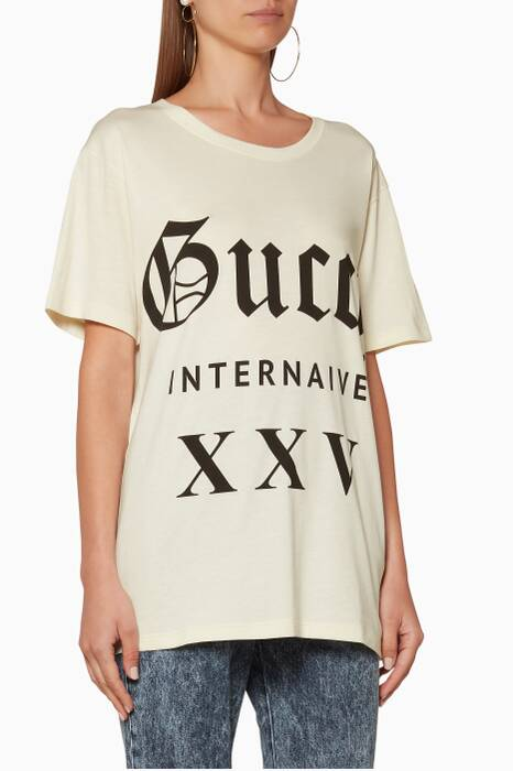 Off-White Guccy XXV Oversize T-Shirt