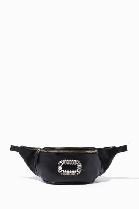 Black Belty Viv Belt Bag