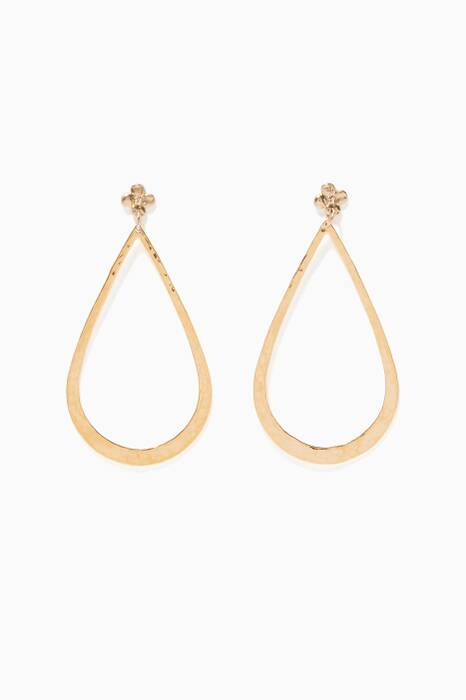 Gold Mette Earrings