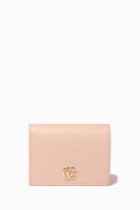 Light-Pink Petite Marmont Card Case