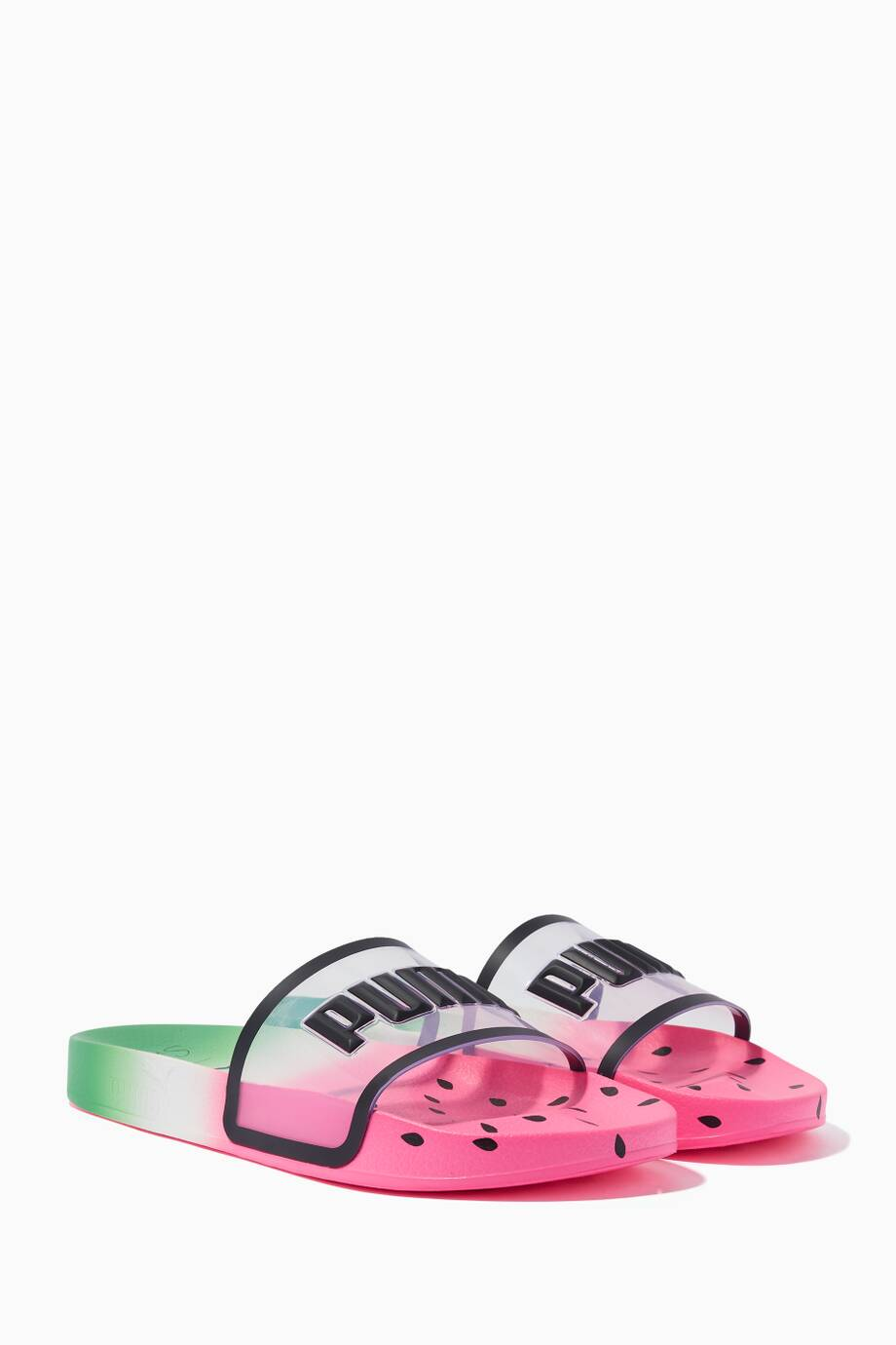 850210e5450e Shop Luxury Puma x Sophia Webster Multi-Coloured Large Leadcat Candy ...
